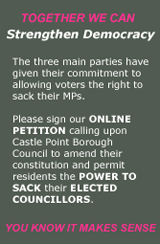 Please sign this petition if you are a Castle Point voter by clicking here